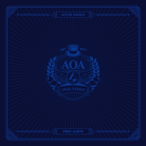 [AOA] AOA 1ST ALBUM [ANGEL'S KNOCK] B ver.