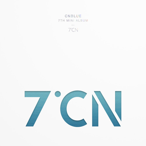 [CNBLUE] CNBLUE 7th MINI ALBUM [7ºCN] A ver.