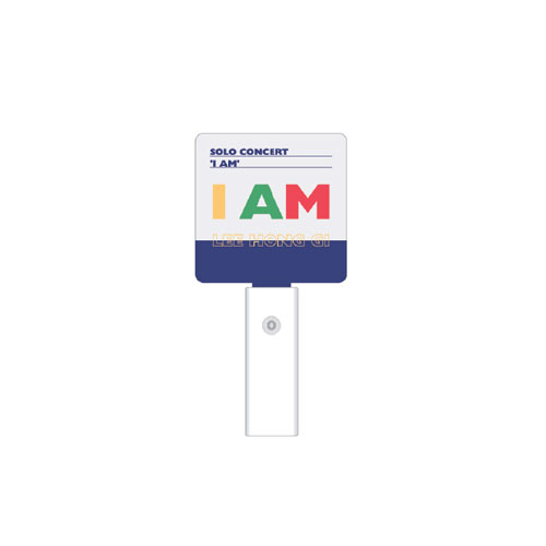 [FTISLAND] 이홍기 I AM LIGHT STICK