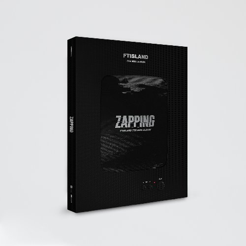 [FTISLAND] FTISLAND 7TH MINI ALBUM 'ZAPPING'