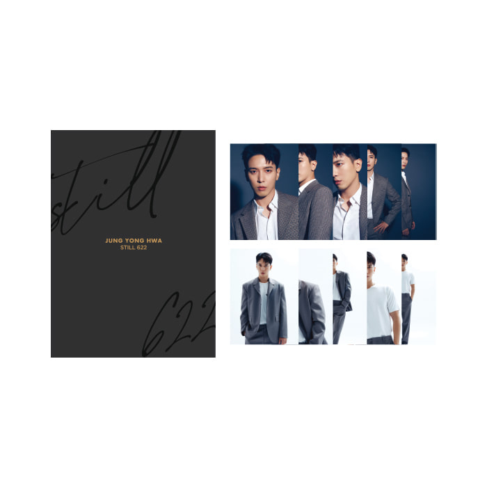 [정용화] 'STILL 622' POSTCARD BOOK