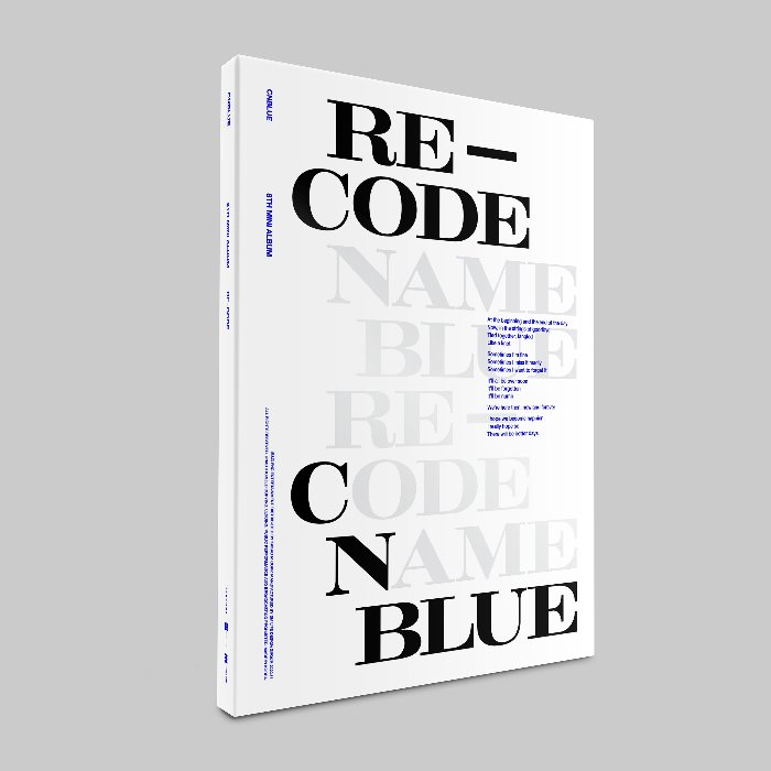 [CNBLUE] CNBLUE 8TH MINI ALBUM 'RE-CODE' Special ver.