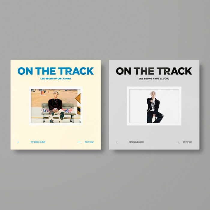 [특전제공] 이승협(J.DON) 1ST SINGLE 'ON THE TRACK'