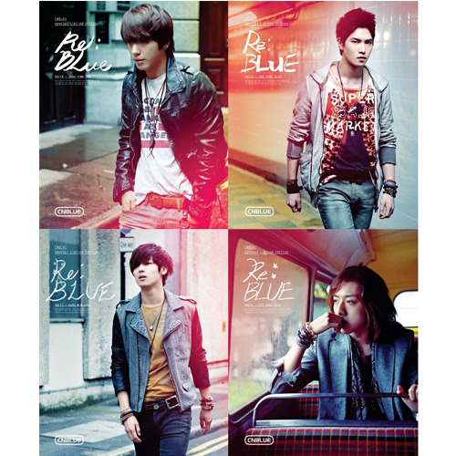 [CNBLUE] CNBLUE SPECIAL LIMITED EDITION [Re:BLUE]