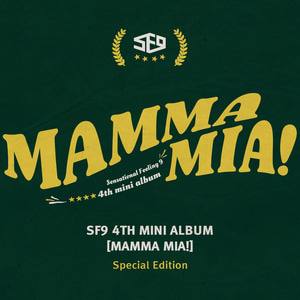 [SF9] SF9 4th Mini Album [MAMMA MIA!] Special Edition