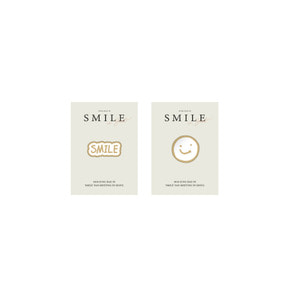 [정해인] SMILE BADGE(A/Bver.)