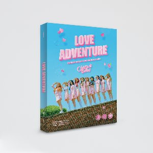 [Cherry Bullet] Cherry Bullet 2nd SINGLE [LOVE ADVENTURE]