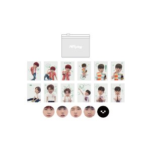 [N.Flying] STICKER SET A.ver