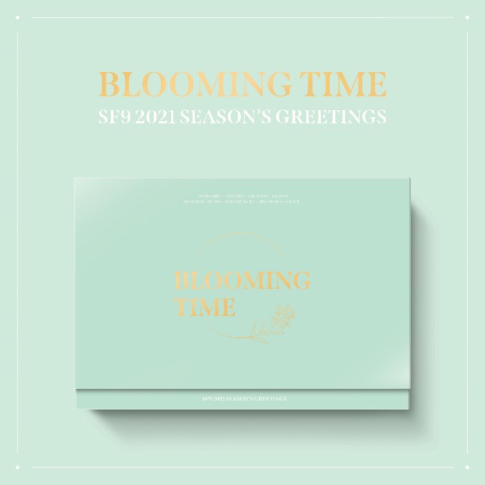 [SF9] SF9 2021 SEASON'S GREETINGS [BLOOMING TIME]
