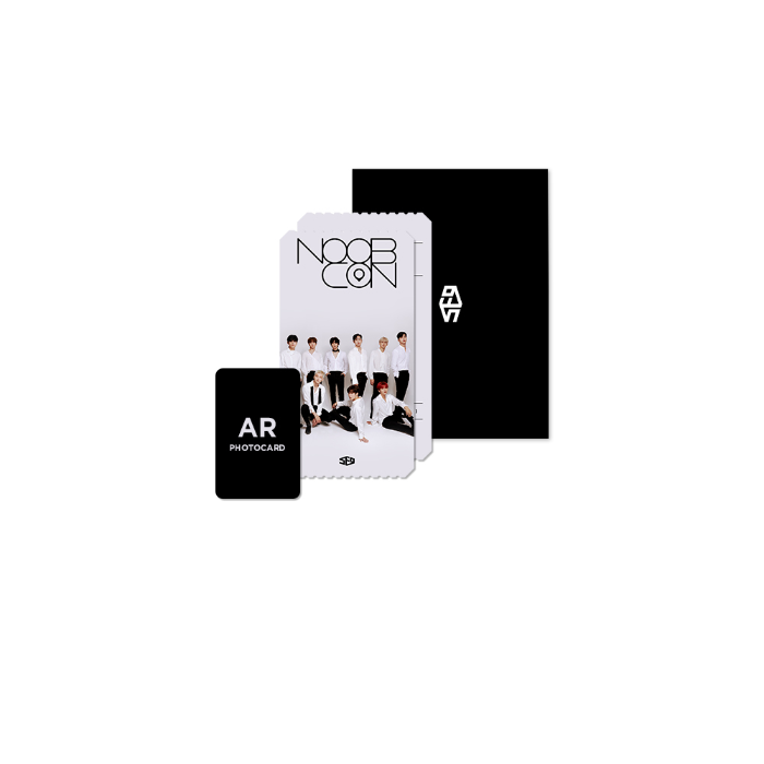 [SF9] SF9 NOOB CON - SPECIAL TICKET KIT