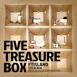 [FTISLAND] 4TH ALBUM 'FIVE TREASURE BOX'