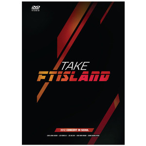 [FTISLAND] TAKE FTISLAND DVD