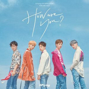 [N.Flying] N.Flying 4TH MINI ALBUM [HOW ARE YOU?]