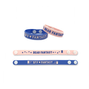 [SF9] RUBBER BAND (PINK / BLUE)