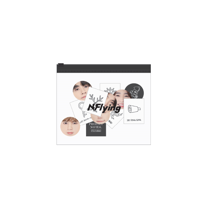 [N.Flying] N.Flying FLY HIGH STICKER PACK