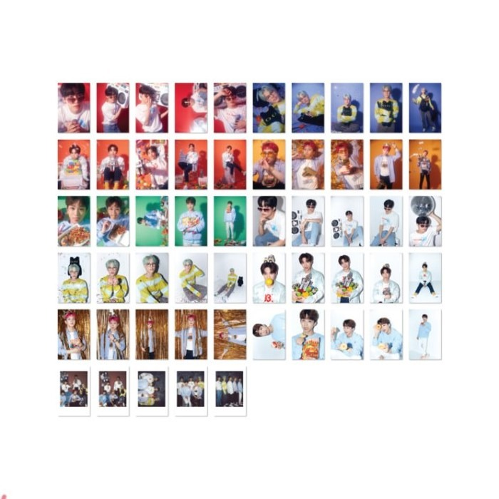 [N.Flying] N.Flying NOOB CON -  TRADING CARD SET