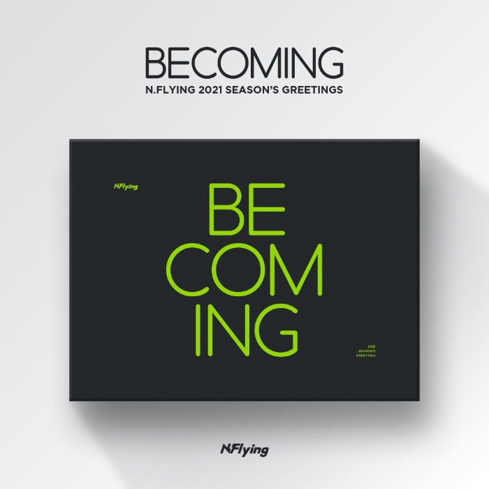 [N.Flying] N.Flying 2021 SEASON'S GREETINGS [BECOMING]