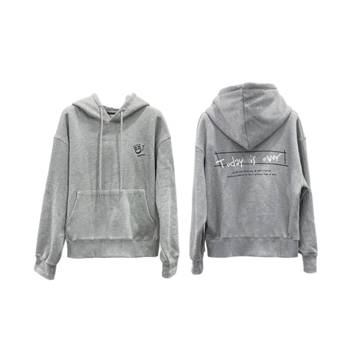[Today is over] 'Today is over' Hoodie